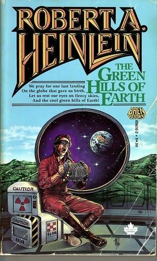 book cover of The Green Hills of Earth  (Heinlein's Future History)byRobert Heinlein