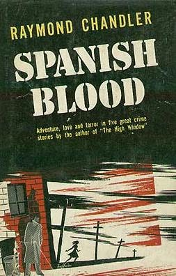 book cover of Spanish Blood