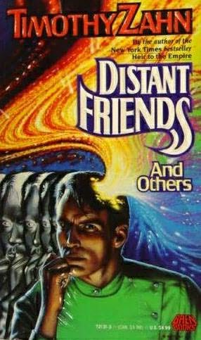 book cover of Distant Friends and Others