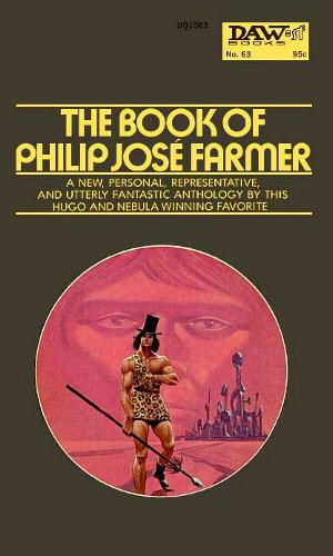 book cover of The Book of Philip Jose Farmer
