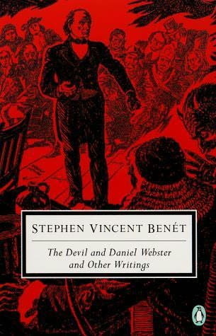 an analysis of the movie and the short story the devil and daniel webster written by stephen vincent