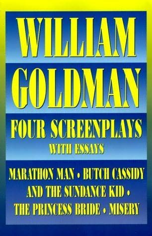 book cover of Four Screenplays with Essays