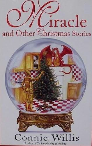 book cover of The Miracle of Christmas