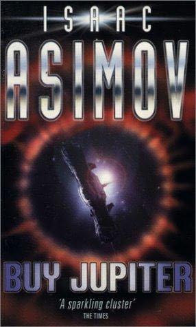 book cover of Buy Jupiter
