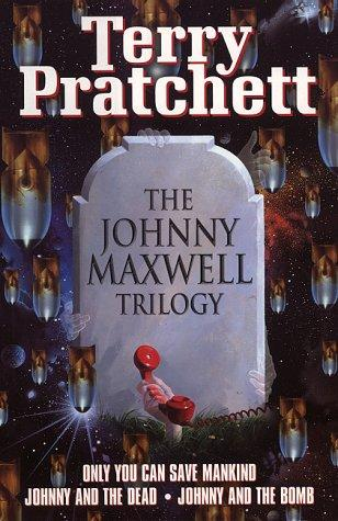 book cover of The Johnny Maxwell Trilogy