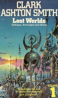 book cover of Lost Worlds Volume One
