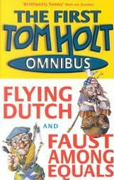 book cover of Tom Holt Omnibus