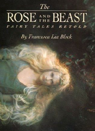 book cover of The Rose and the Beast