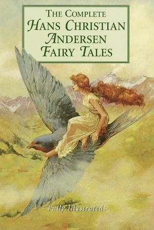 book cover of The Complete Hans Christian Anderson Fairy Tales