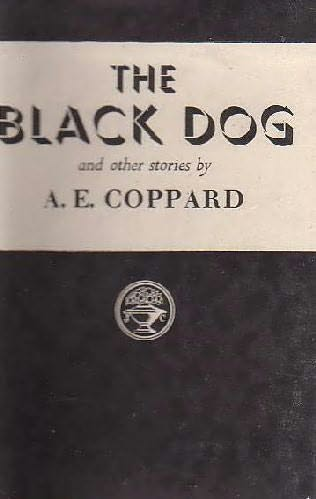 book cover of The Black Dog