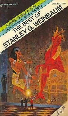 book cover of The Best of Stanley G. Weinbaum