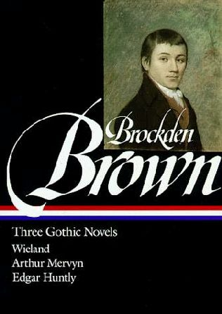 book cover of Three Gothic Novels