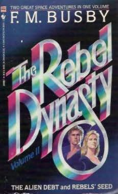 book cover of The Rebel Dynasty