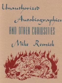 book cover of Unauthorized Autobiographies