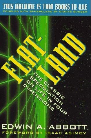 book cover of Flatland/Sphereland