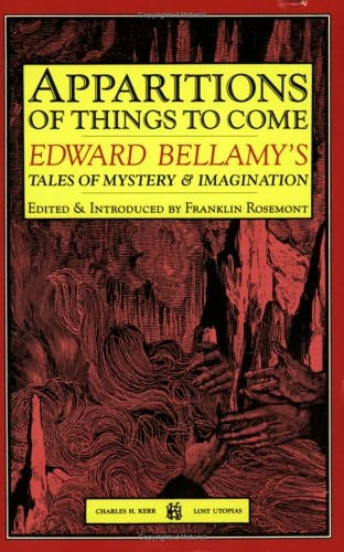 book cover of Apparitions of Things to Come