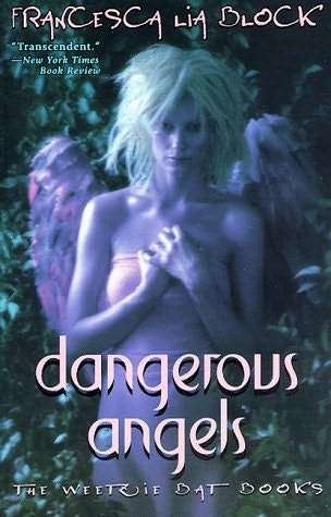 book cover of Dangerous Angels