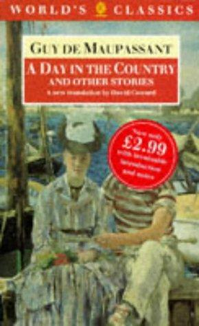 book cover of A Day in the Country