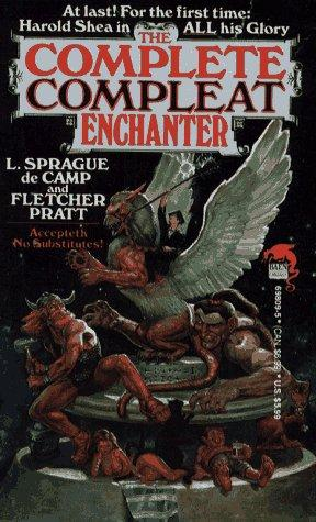 book cover of The Complete Compleat Enchanter
