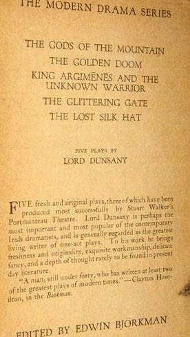 book cover of Five Modern Plays