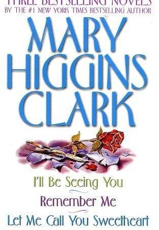 book cover of Mary Higgins Clark Omnibus
