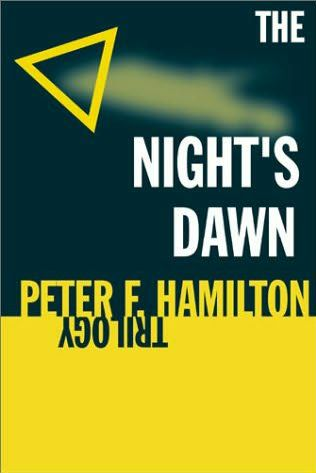 book cover of The Night\'s Dawn Trilogy