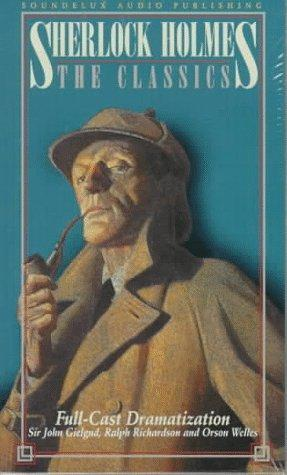 book cover of Sherlock Holmes: The Classics