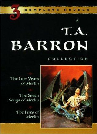 book cover of A T.A. Barron Collection