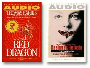 book cover of The Thomas Harris Gift Set (The Silence of the Lambs, Red Dragon)
