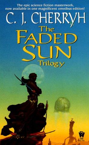 book cover of The Faded Sun Trilogy