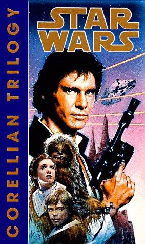 book cover of Star Wars Corellian Trilogy