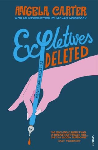 book cover of Expletives Deleted