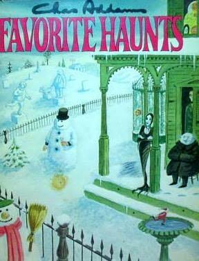 book cover of Favorite Haunts