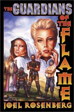 book cover of The Guardians of the Flame