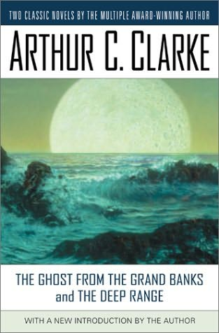 book cover of The Ghost from the Grand Banks and the Deep Range