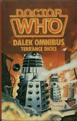 book cover of Dalek Omnibus