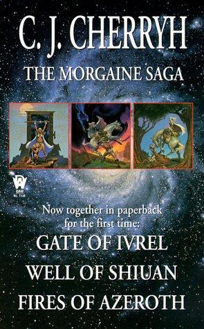 book cover of The Morgaine Saga