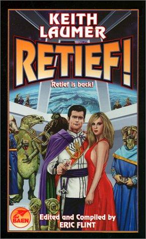 book cover of Retief!