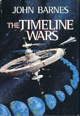 book cover of The Timeline Wars