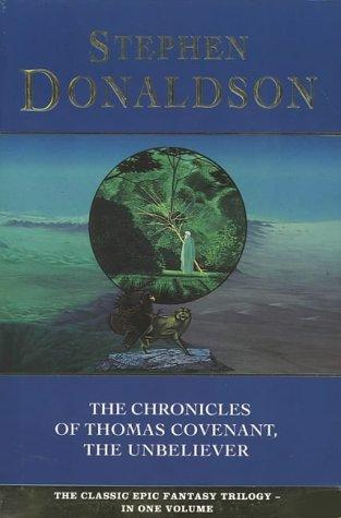 book cover of The Chronicles of Thomas Covenant the Unbeliever
