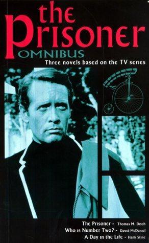 book cover of The Prisoner Omnibus