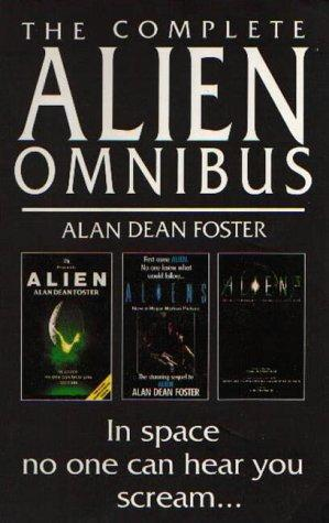 book cover of The Complete Alien Omnibus