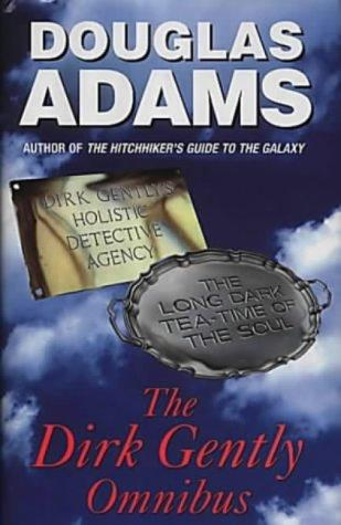 book cover of The Dirk Gently Omnibus