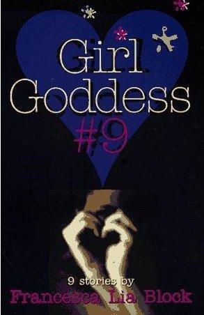 book cover of Girl Goddess 9