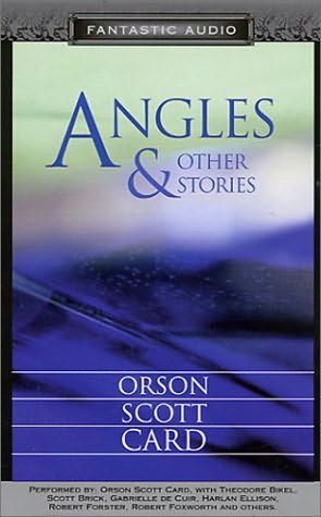 book cover of Angles