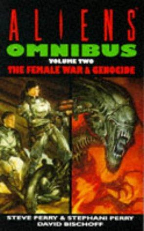 book cover of Aliens Omnibus Vol 2