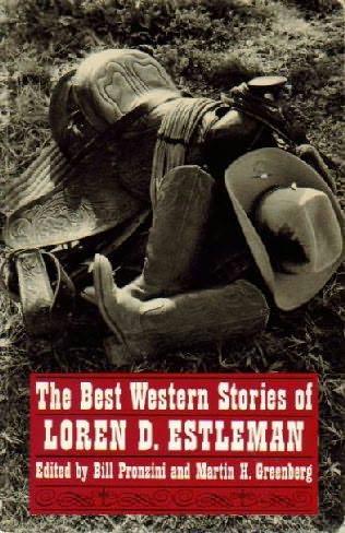 book cover of The Best Western Stories of Loren D. Estleman