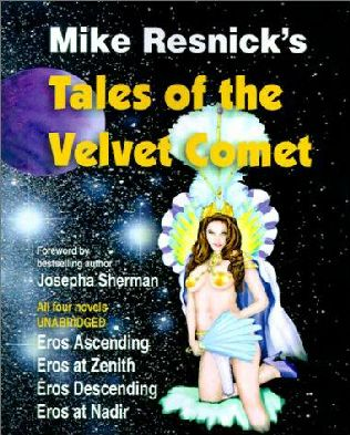 book cover of Tales Of The Velvet Comet