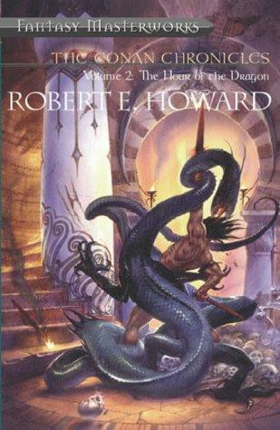 book cover of The Conan Chronicles: v. 2