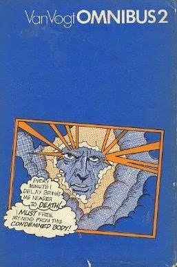 book cover of Van Vogt Omnibus 2